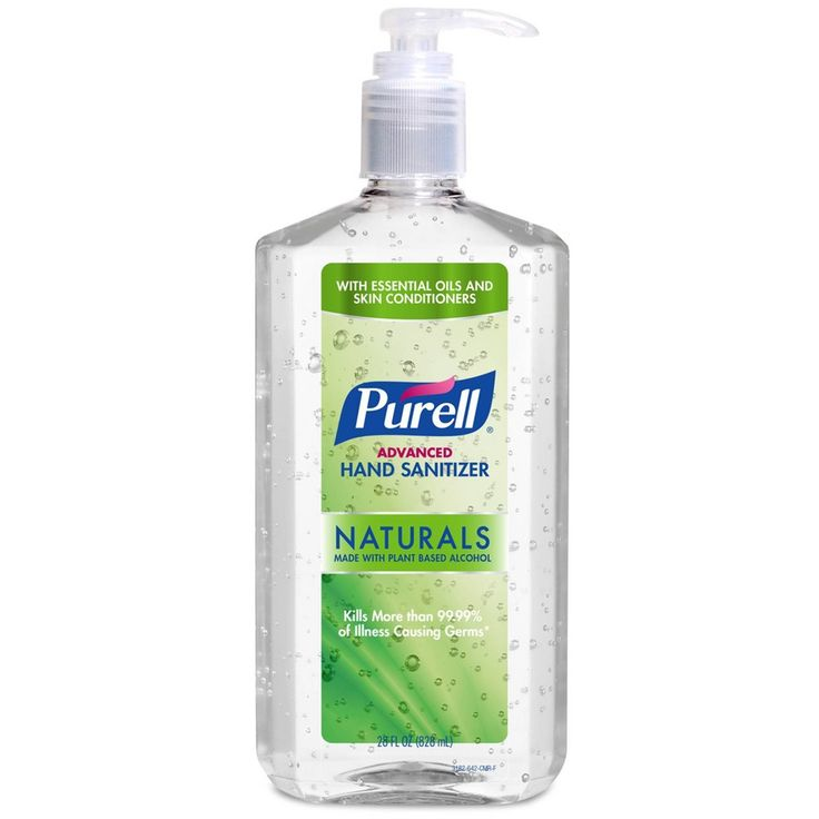 Purell Advanced Hand Sanitizer 8 Fl Oz Affiliate Hand