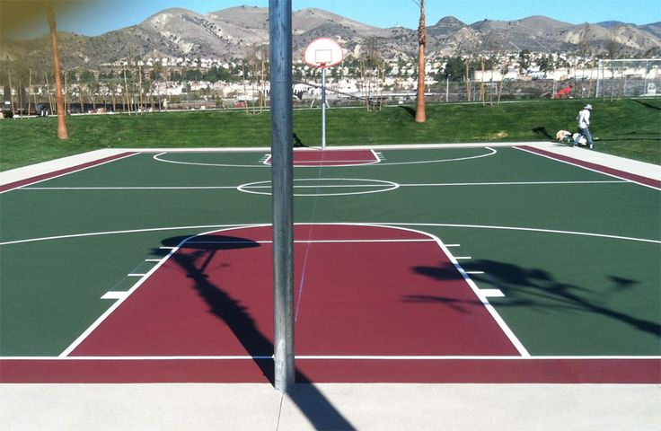 1000 Images About Beautiful Basketball Courts On