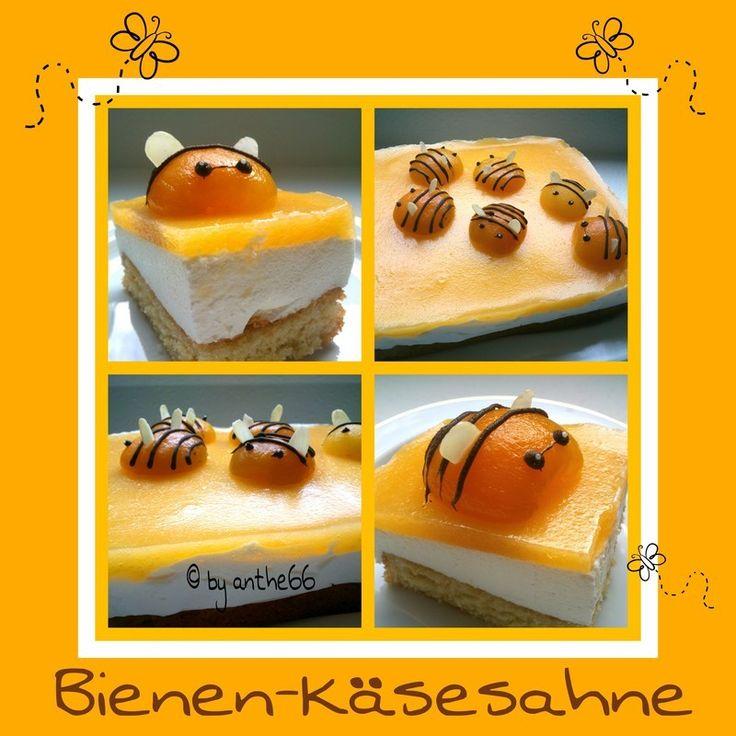 Bienen-Käsesahne Rezept von anthe66 | rezeptwiese.de