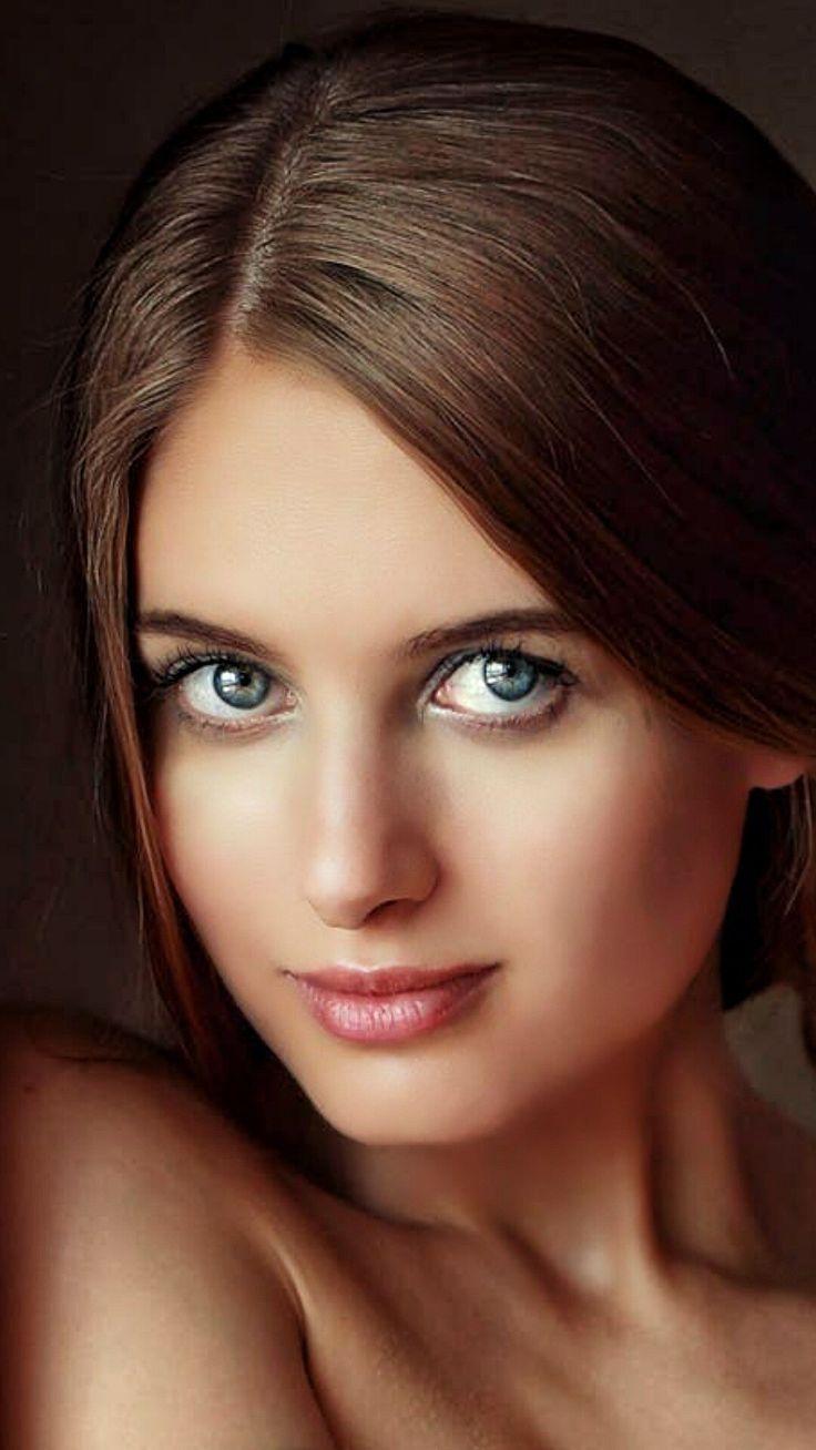 La Fille La Plus Belle Au Monde : fille, belle, monde, Belles, Filles, Monde, Entier, Beautiful, Eyes,, Face,, Beauty
