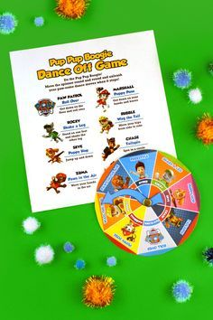 PAW Patrol Pup Pup Boogie Game