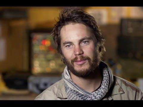Taylor Kitsch Interview - Lone Survivor