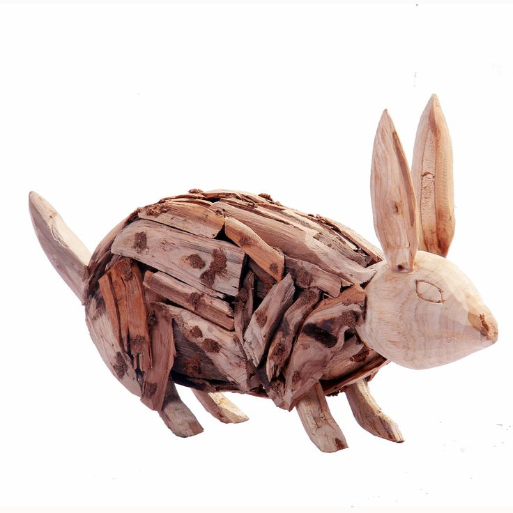 Driftwood Rabbit - easterly.com.au