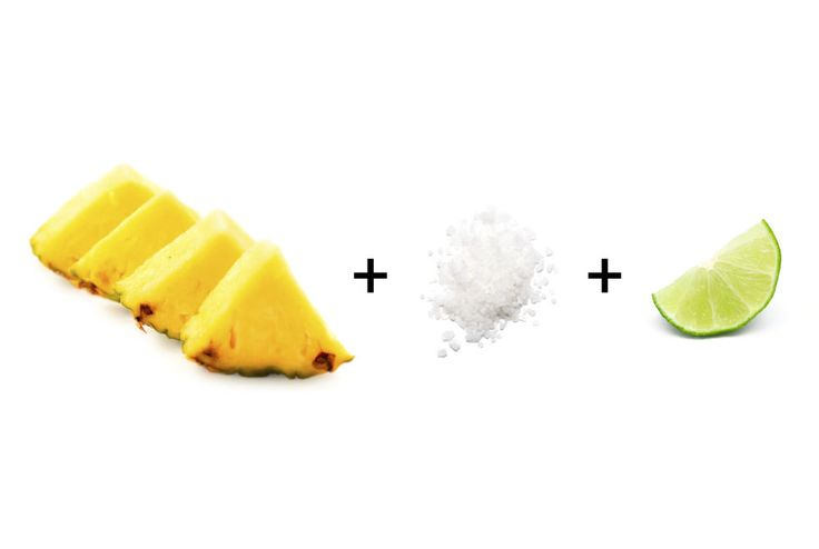 Like watermelon, pineapple is low in calories and has a high water content, so you can eat quite a lot of it. Shapiro likes to squeeze lime juice and sprinkle sea salt on top for a combo that promotes healthy digestion.