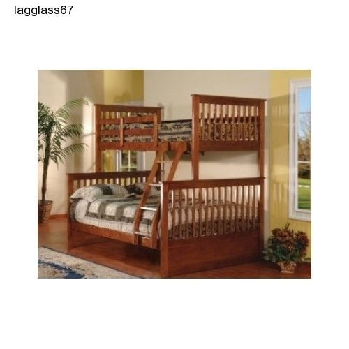 bunk beds twin over full wood full loft bedroom furniture wooden kids beds twin yourzone
