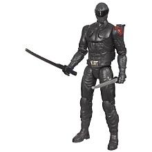 G.I.Joe Retaliation - Ninja Commando SNAKE EYES Figure