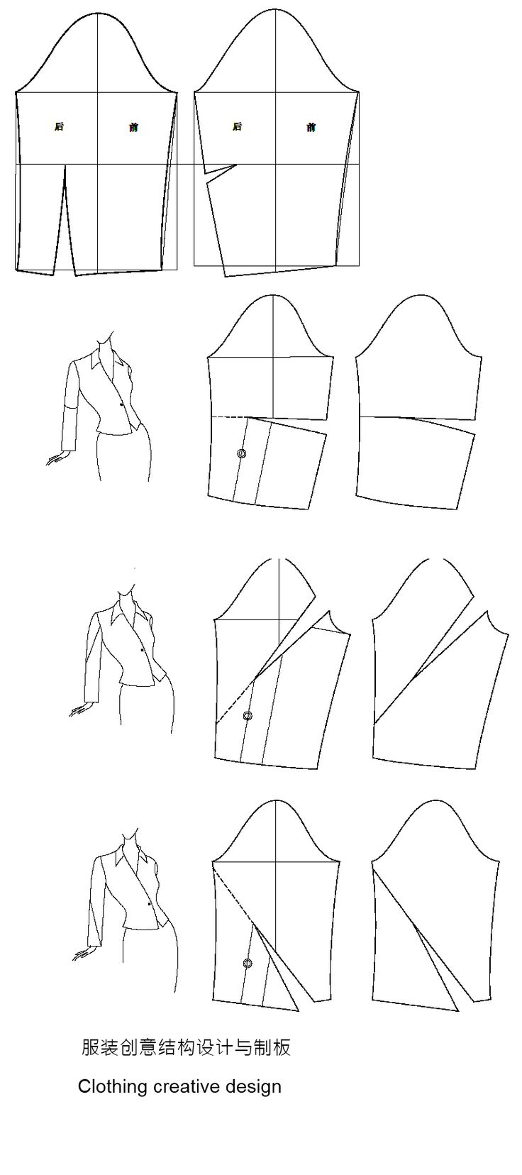 Clothing creative design - vma.