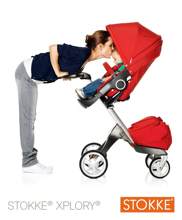 The ultimate connection stroller.