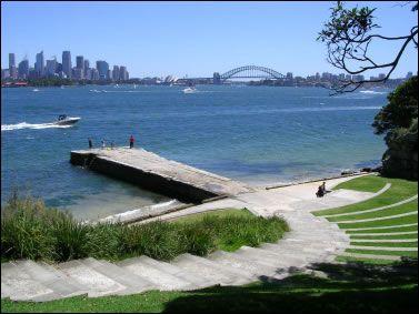 Bradleys Head Ampitheater, Mosman. Sydney NSW Australia