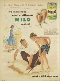Milo ~ Australia 1959.