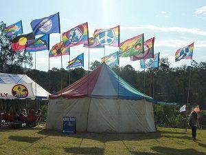 Rainbow Corroboree Festival 2012 ha sido uno de los mejores festivales en Australia. Tuvo lugar durante 4 días de camping y fue uno de los eventos más importa