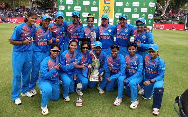 Twitter Reactions: Indian eves script history by registering double series triumph over SA