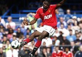 Hier scoorde Pogba zijn eerste goal voor Manchester united.
