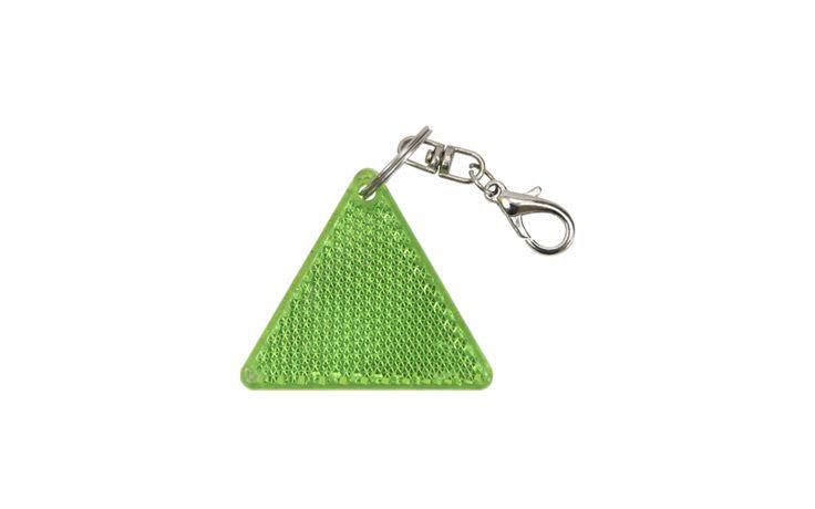 Brelok trójkąt