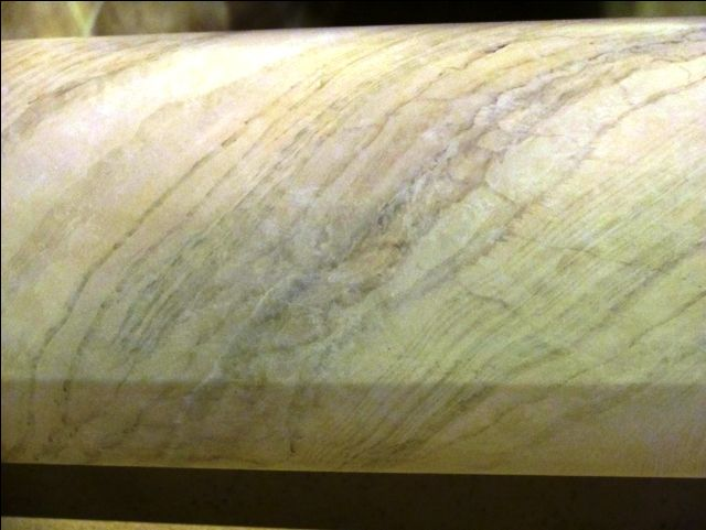 Faux Finishing marbling techniques are popular in contemporary interior designs especially for columns and pillars