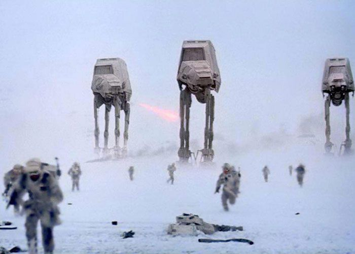 Wired: The Empire Strikes Back Battle of Hoth Analyzed