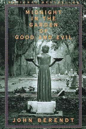 """<i><a href=""""https://www.amazon.com/dp/0679751521/?tag=buzz0f-20"""" target=""""_blank"""">Midnight in the Garden of Good and Evil</a></i> by John Berendt"""