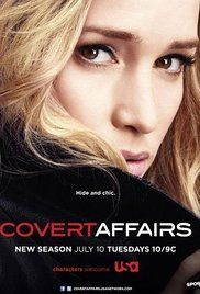 Watch Covert Affairs Season 4 Episode 2. Fresh out of the farm, Annie Walker must adapt to the challenging life of a CIA operative under the guidance of her handler, Auggie. But soon she realizes her recruit might have to do with her last boyfriend rather than her talent.