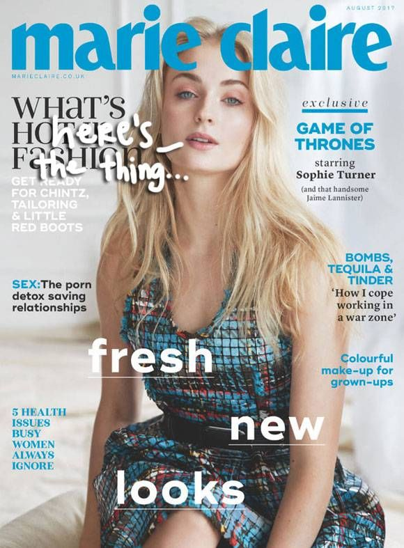 Sophie Turner @SophieT ‏ Says There s A Catch To Dating Joe Jonas — 'You Do Feel Like You re… #Paparazzi #catch #dating #jonas #living