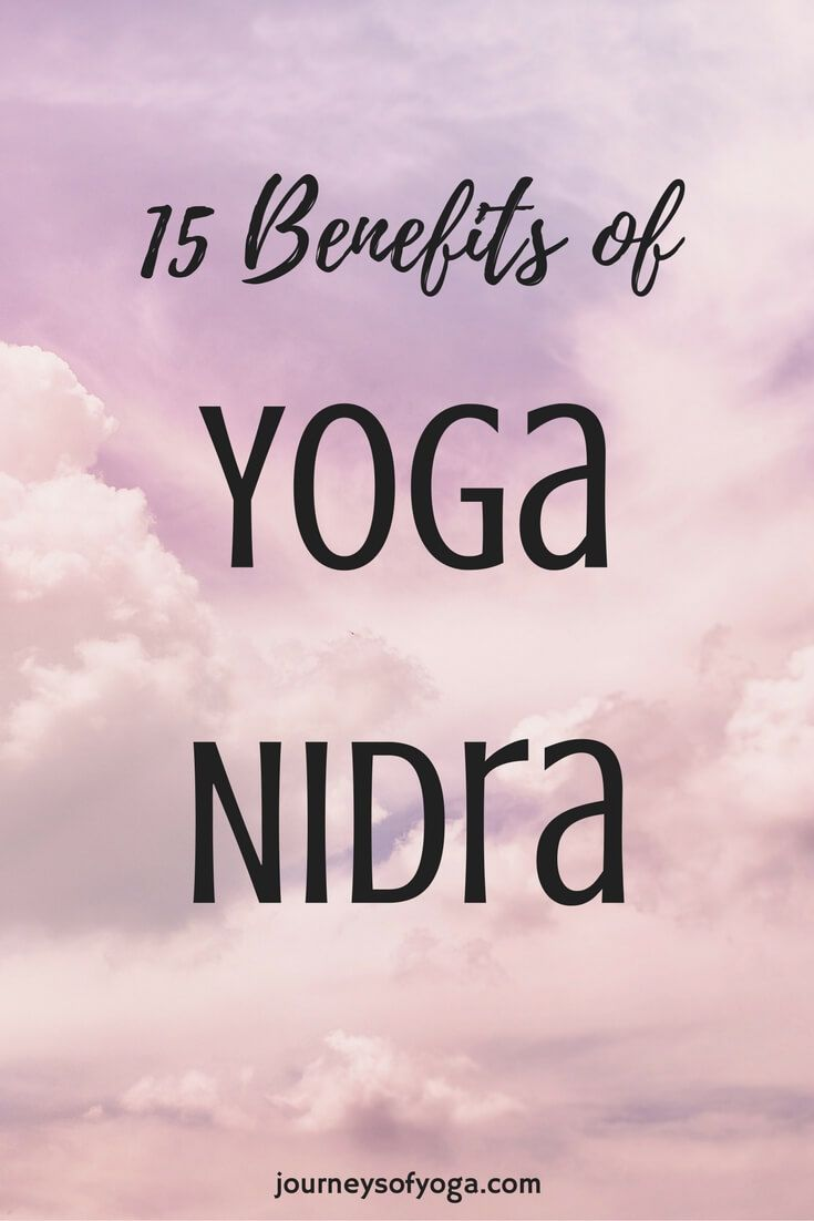 Yoga Nidra Benefits, So relaxing!