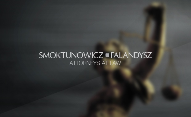 Smoktunowicz & Falandysz Attorneys at Law   AD2010 rebranding for one of the most renowned law firms in Poland