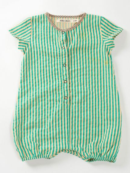 MODERN BURLAP LOVES! Stripes Romper