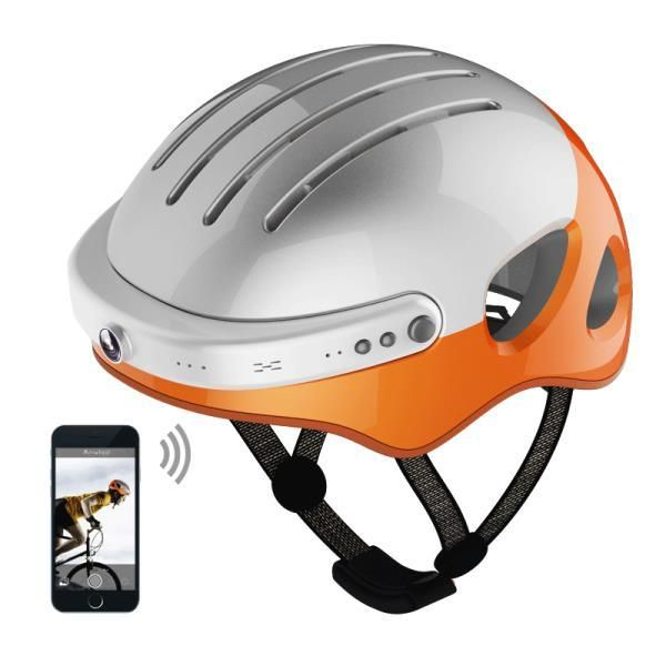2K Sports Camera Smart Video Helmet With Bluetooth Function Music Player #2kcamera #sportshelmet #sportscamera #cooltech #2khelmet #2ksports #smarthelmet #bikehelmet #headcam #headcamera #bikecamera #bikecam   Features: 2304x1296 HD pixels Smart chip, durable and security Bluetooth earphone and speaker Supporting 24 hours without network video, all day monitoring Simplify the operation, back to see the wonderful images at live Tap the answer key on the helmet to answer the call, clear voice