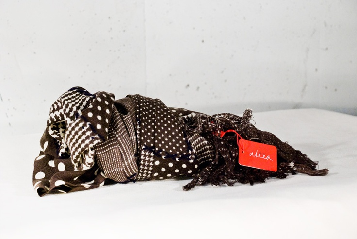 Altea scarf, styling and photograph for Wårdhs men apparel by Björn Welander.