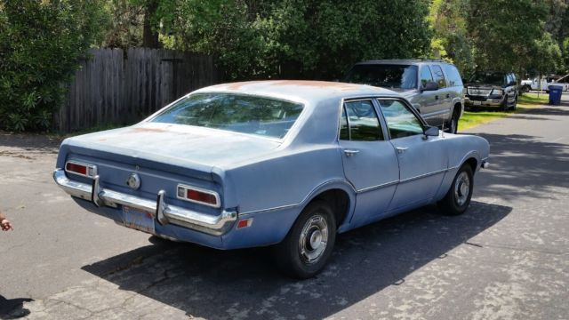 1972 Ford Maverick 4 Door For Sale Ford Other 1972 For Sale In Concord California United States In 2020 Ford Maverick Ford Ford Classic Cars