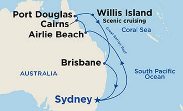 Great Barrier Reef QLD Tours | Seniors Ocean Cruises | Travel Team