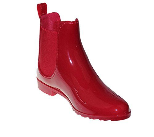 Stylish Womens Rain Boots Women's Water Shoess High Leg With Cute Pattern Tyc286 >>> See this great product.