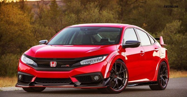 2018 Honda Civic Type R Price, Specs, Interior