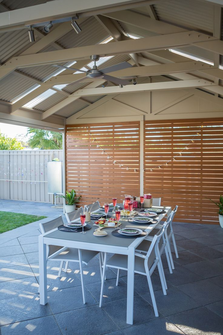Entertain in style with a pergola from Australian Outdoor Living