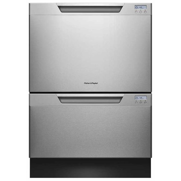 Fisher & Paykel 53-Decibel Double Drawer Dishwasher (Common: 24-in; Actual 23.562-in) ENERGY STAR
