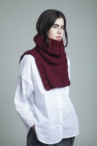 Anna Skala Knit Dickie |  Young & Able  Great Holiday Present!