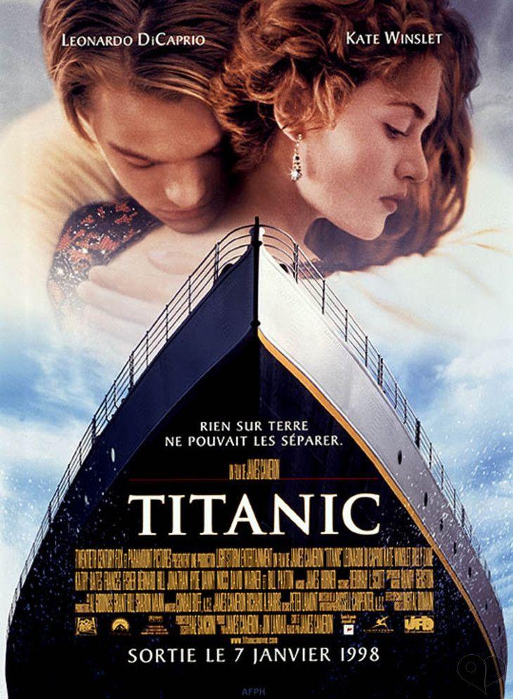 Art Lover Place - Titanic - 1997 (Photographie) par Ciné Vintage