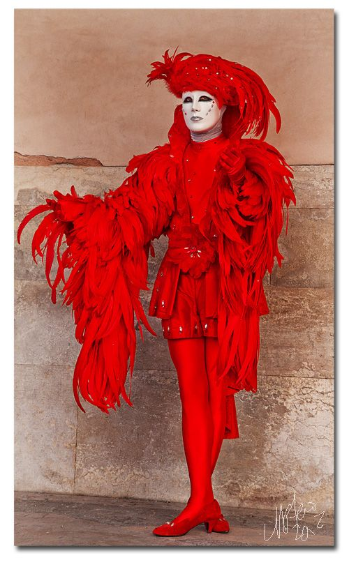 Marie Otero always does it right! AMAZING Carnivale shot from Venice!