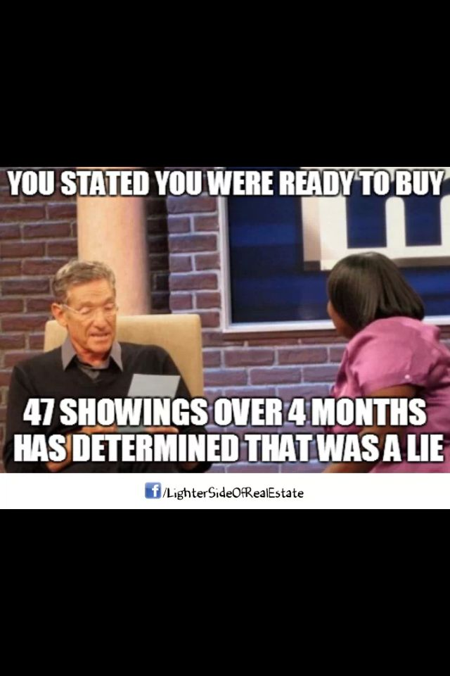 Real Estate Jokes #thesextondurhamteam 678.588.1797