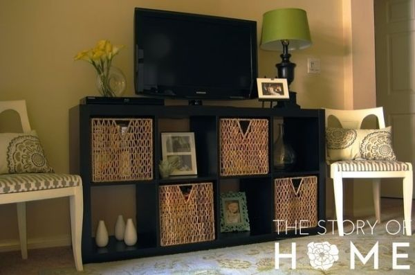 17 Best images about DIY TV StandBookcase – Tv Stand Bookcase