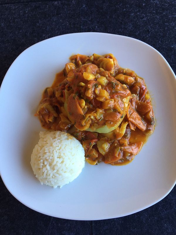 Gemüsecurry, vegan, vegetarisch, Rezepte, schnelle Rezepte - schnelle vegane küche