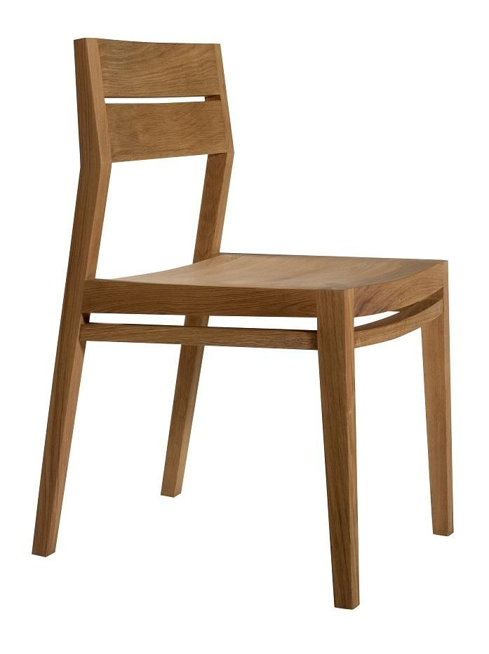 Ethnicraft Ex 1 Dining Chair In Oak Natural #globewest #ethnicraft #dining  #chair