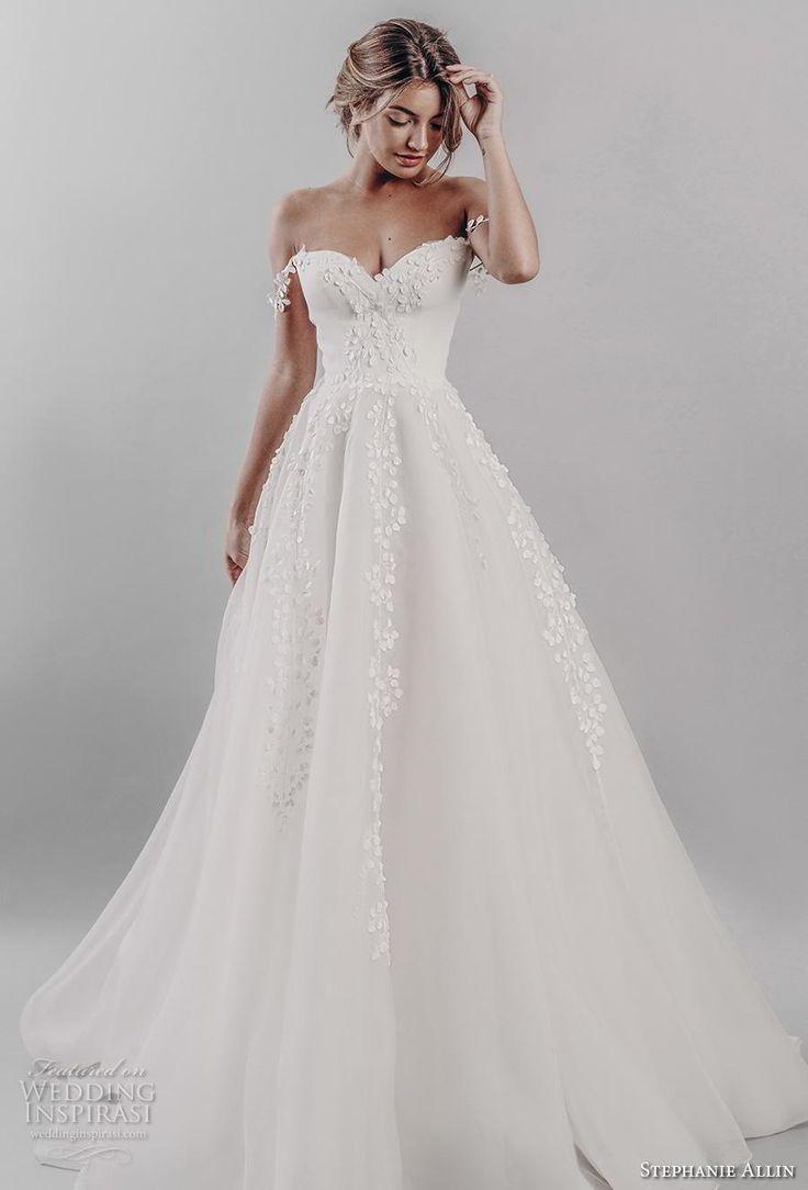 Stephanie Allin 2019 Wedding Dresses Love Stories Bridal Collection Wedding Inspirasi Princess Wedding Dresses Wedding Dresses Dream Wedding Dresses [ 1084 x 736 Pixel ]