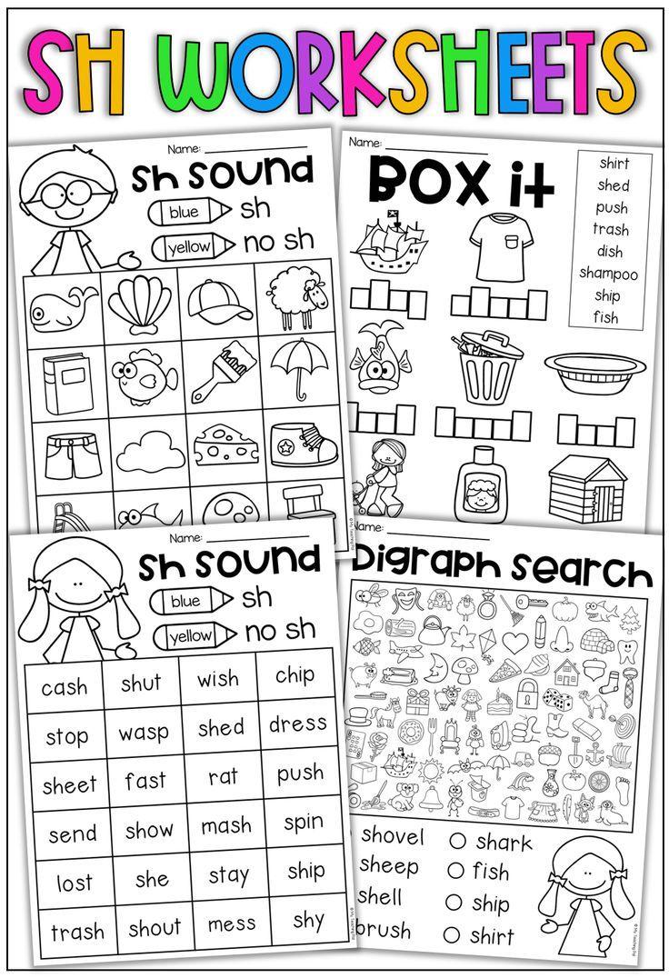 Sh Worksheet Packet Digraphs Worksheets Distance Learning Digraph Digraphs Worksheets Digraph Words [ 1076 x 736 Pixel ]