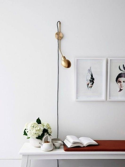 Wall Sconce | Jacquelyn Clark