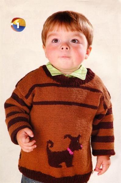 Креативное вязание свитера