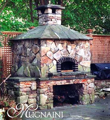 mugnaini pizza oven