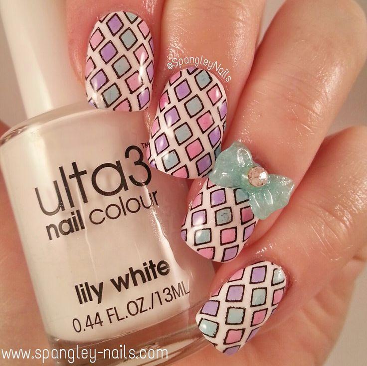 Uk Nail Art Blog Nail Art With Bite: 34 Best Stamping Nail Art Images On Pinterest