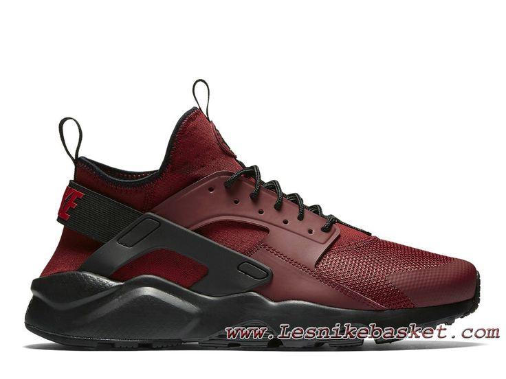 Air Huarache Ultra Vert Nike Baskets/Rétro-Running/Streetwear HommeNike HmXepr