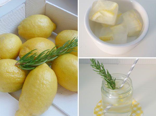 Refréscate con cubitos de MAS citrus!