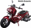 Maddog Deluxe Sport Rukus Style 150cc Gas Motor Scooter / Moped - Free Shipping - Motobuys.com